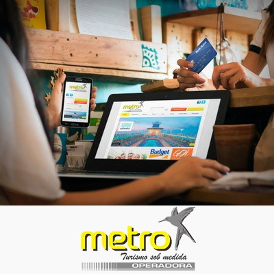 Metro Operadora de Turismo - E-MAIL MARKETING